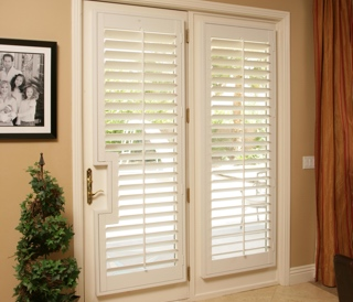 French Door Shutters In Raleigh, NC