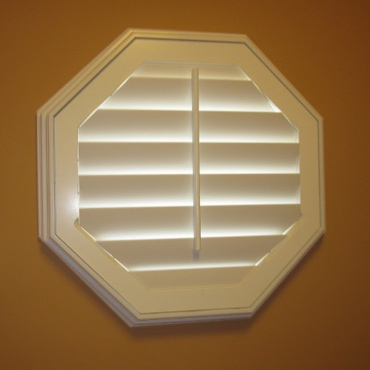 Octagon Shutter In Raleigh