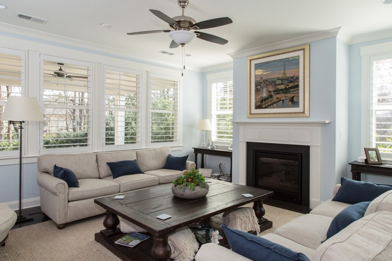 Raleigh home design windows