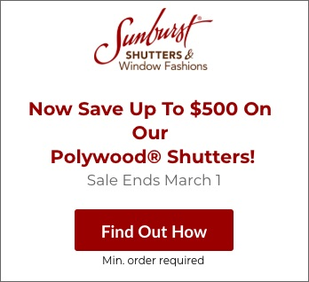 Sale on Raleigh Polywood Shutters