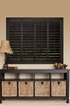 Raleigh Timberland Plantation Shutters