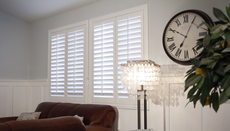 Raleigh privacy shutters