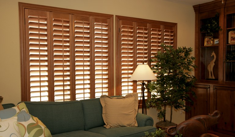 How To Clean Wood Shutters In Raleigh, NC