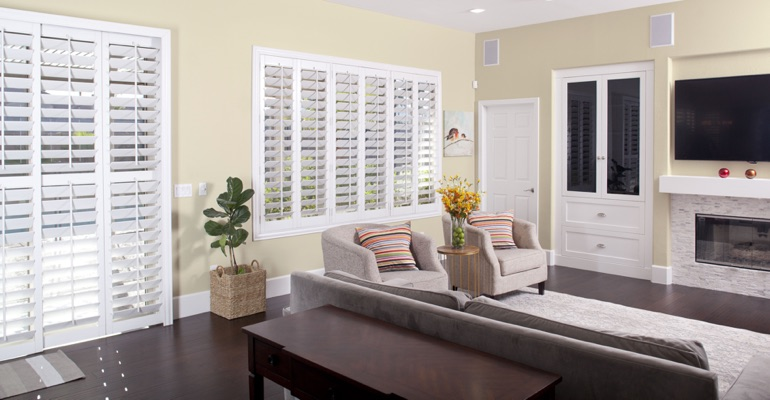 Polywood Plantation Shutters For Raleigh, NC Homes